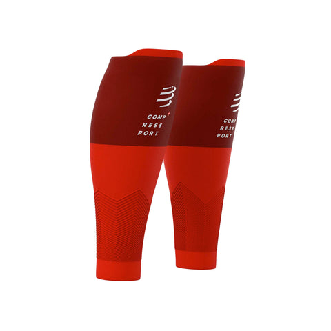 Compressport Calfs R2V2 Red