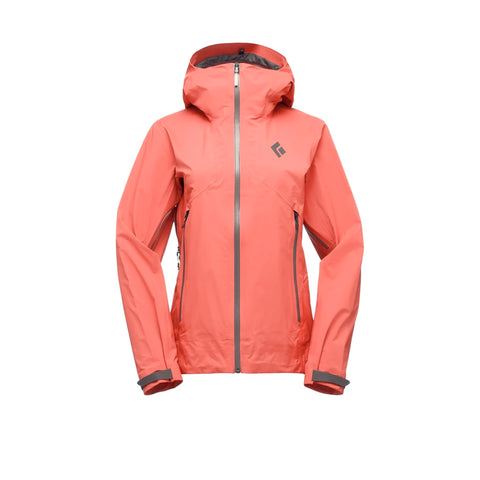 Black Diamond Helio Active Shell Coral Mujer