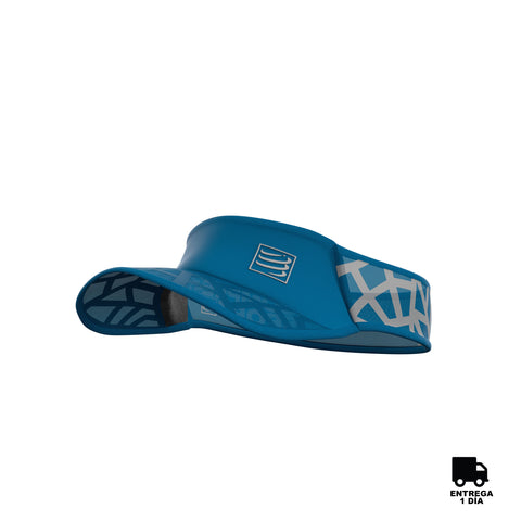 Compressport® Spiderweb Ultralight Visor Blue