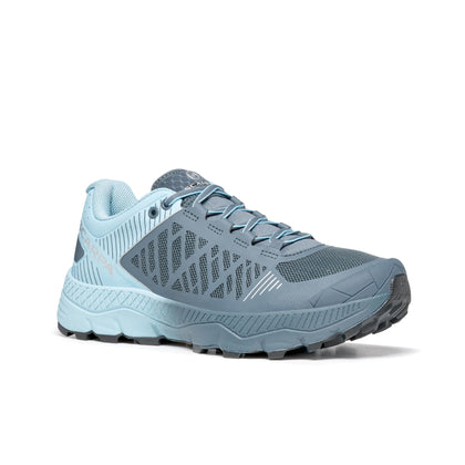 Scarpa Spin Ultra Grey-Aqua Women