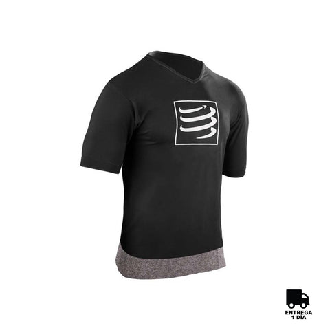 Compressport® Training T-Shirt Black Man