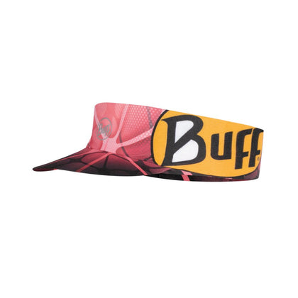 Buff Pack Run Visor Ape-X Coral PROTEAM-
