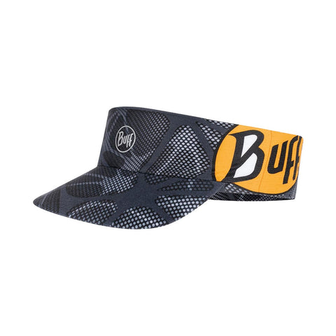 Buff Pack Run Visor Ape-X Black PROTEAM-