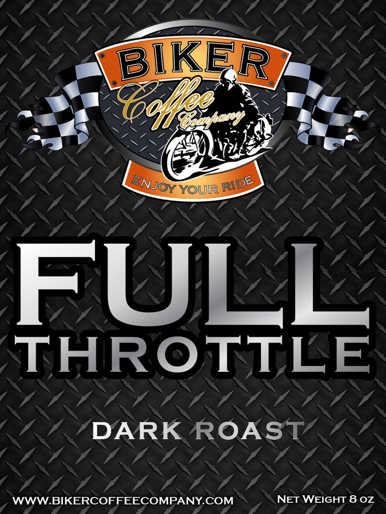 Full Throttle - 8oz