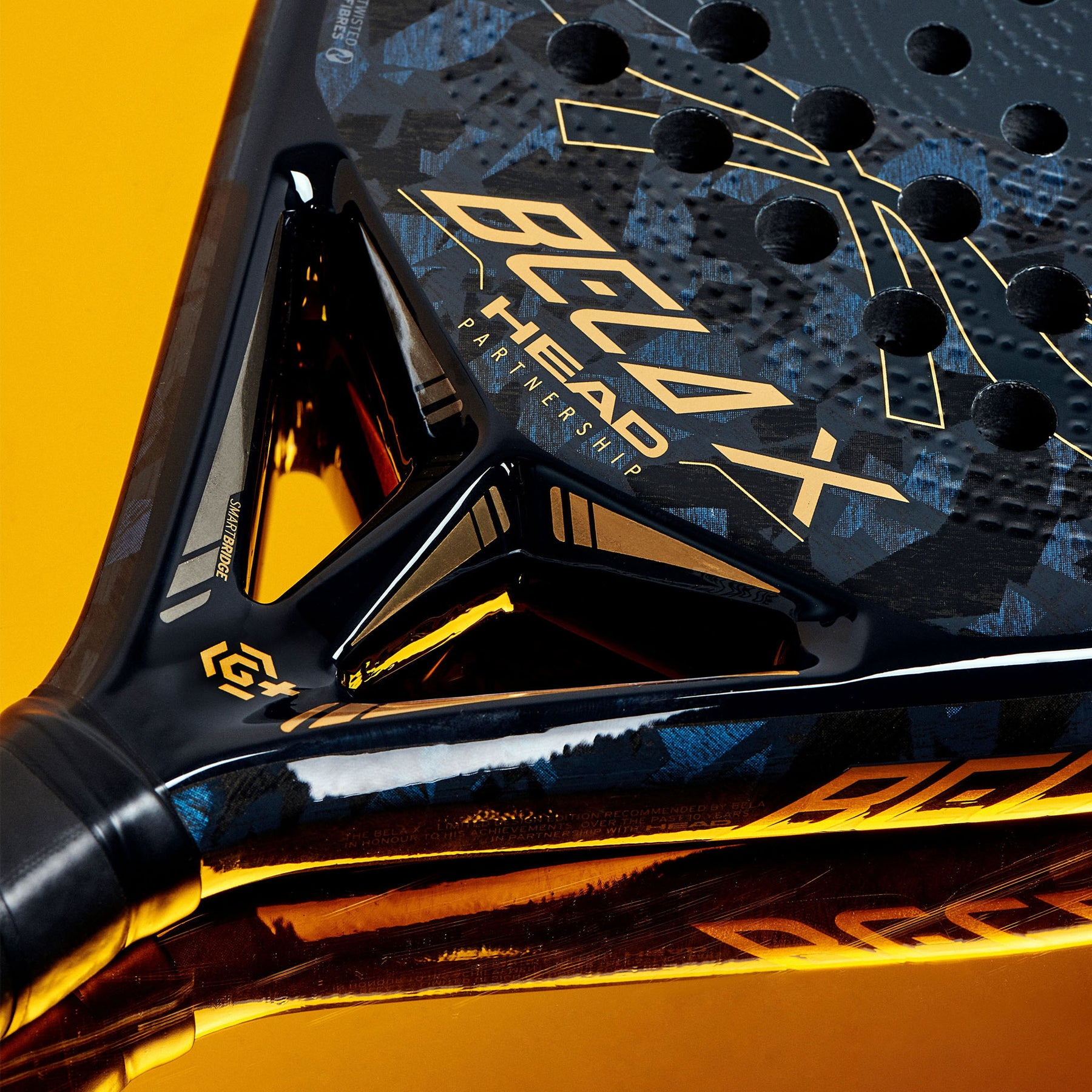 NYHET: Head Graphene 360+ Bela X Limited Edition