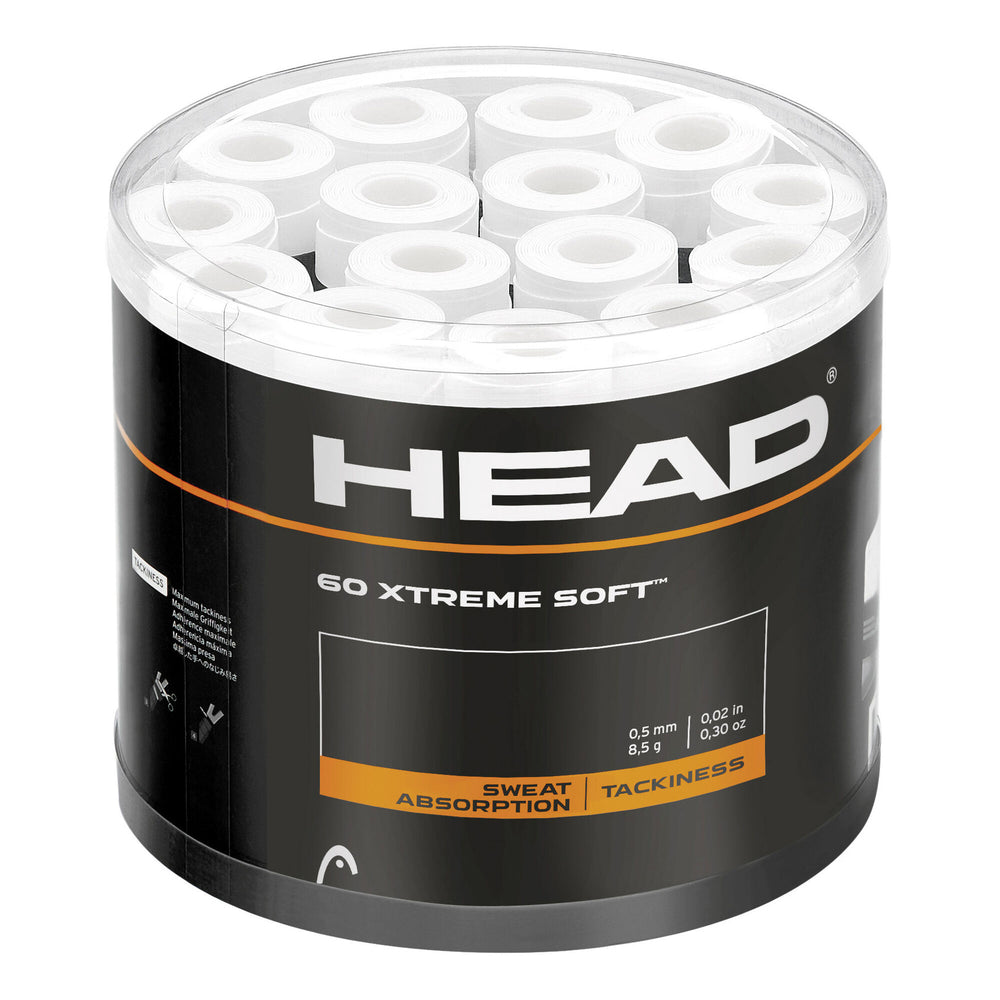 Head Xtreme Soft 60-pack White