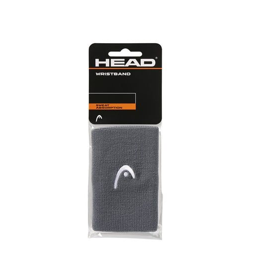 "Head Wristband 5"" anthracite 2-pack"