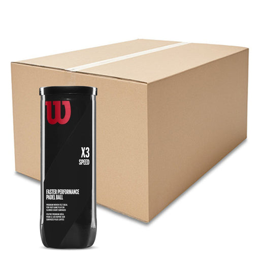 Wilson Padel X3 Speed 24-pack