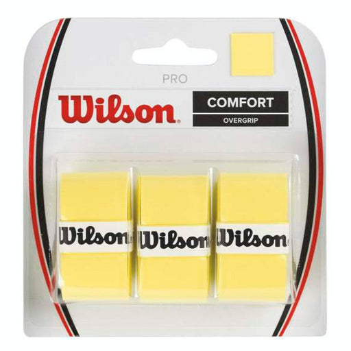 Wilson Pro Overgrip 3-pack Yellow