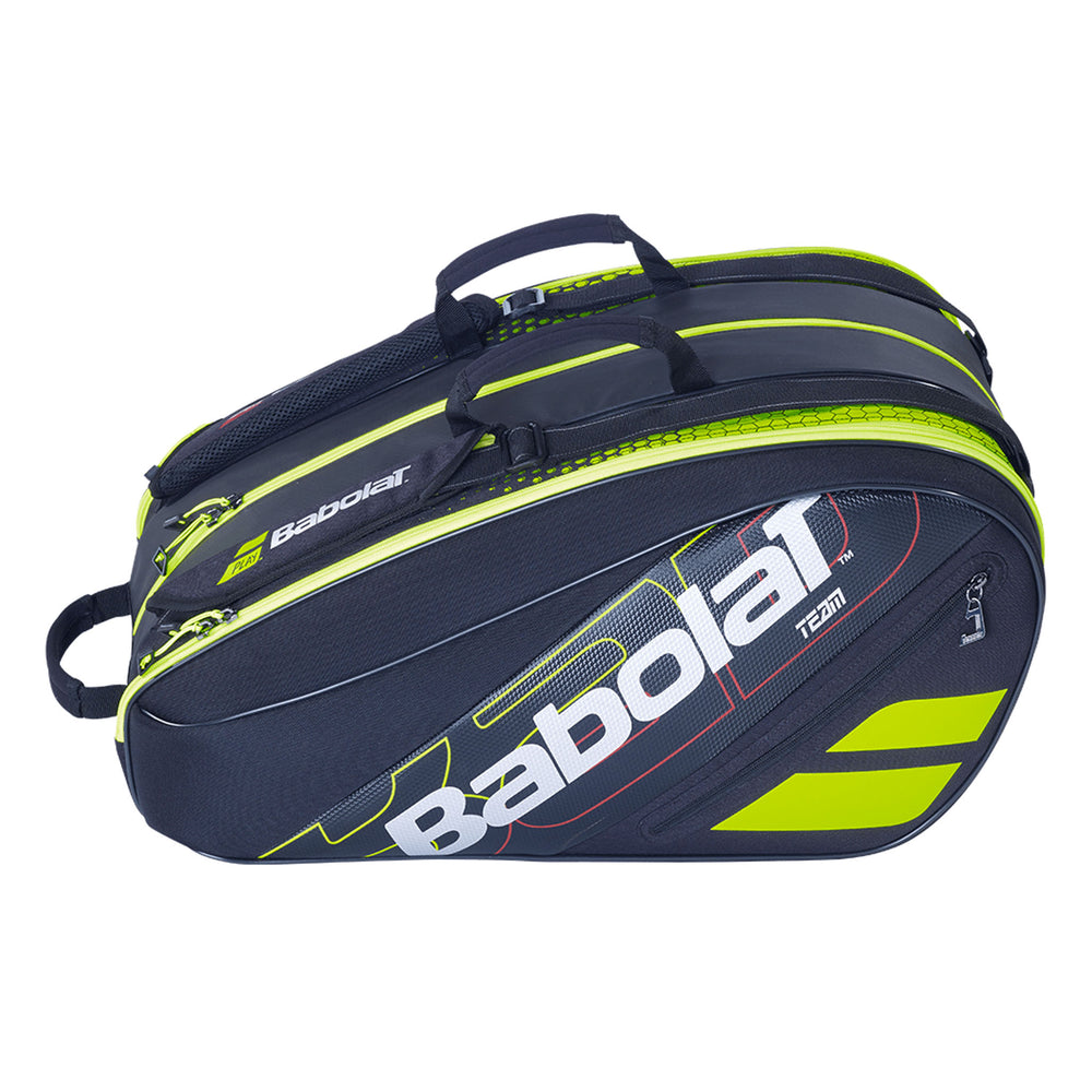 Babolat Racket Holder Team 2020 Black/Yellow