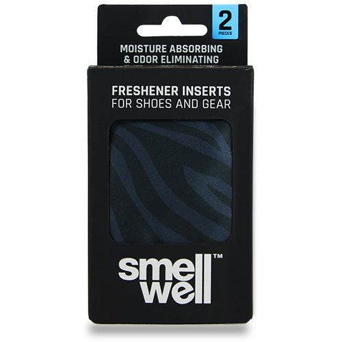 SmellWell Original Black Zebra 2-pack