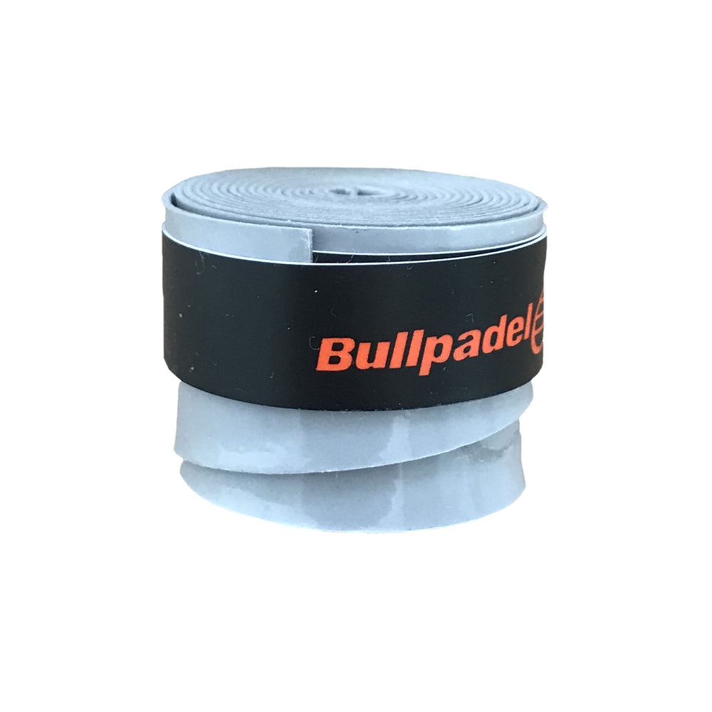 Bullpadel Overgrip grå
