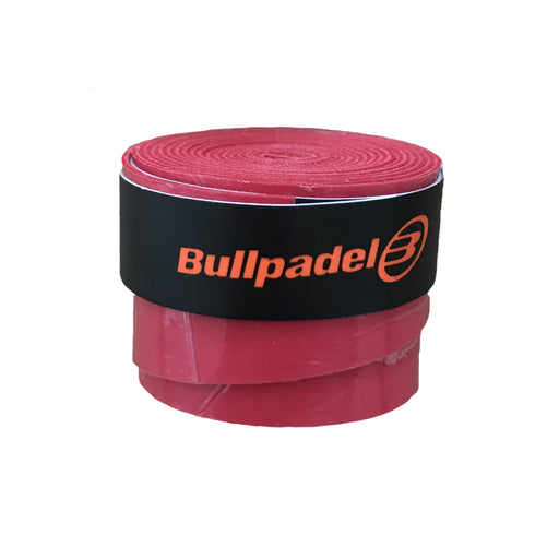 Bullpadel Overgrip röd