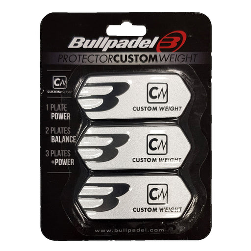 Bullpadel Protector Custom Weight