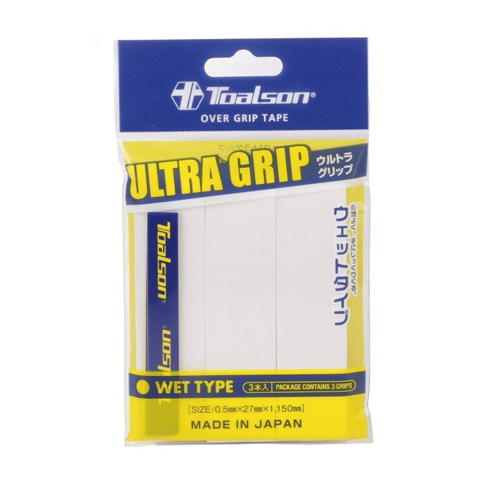 Toalson Ultra Grip 3-pack vit