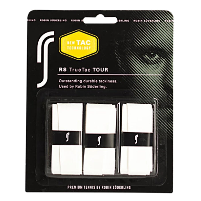 RS TrueTac Tour 3-pack vit