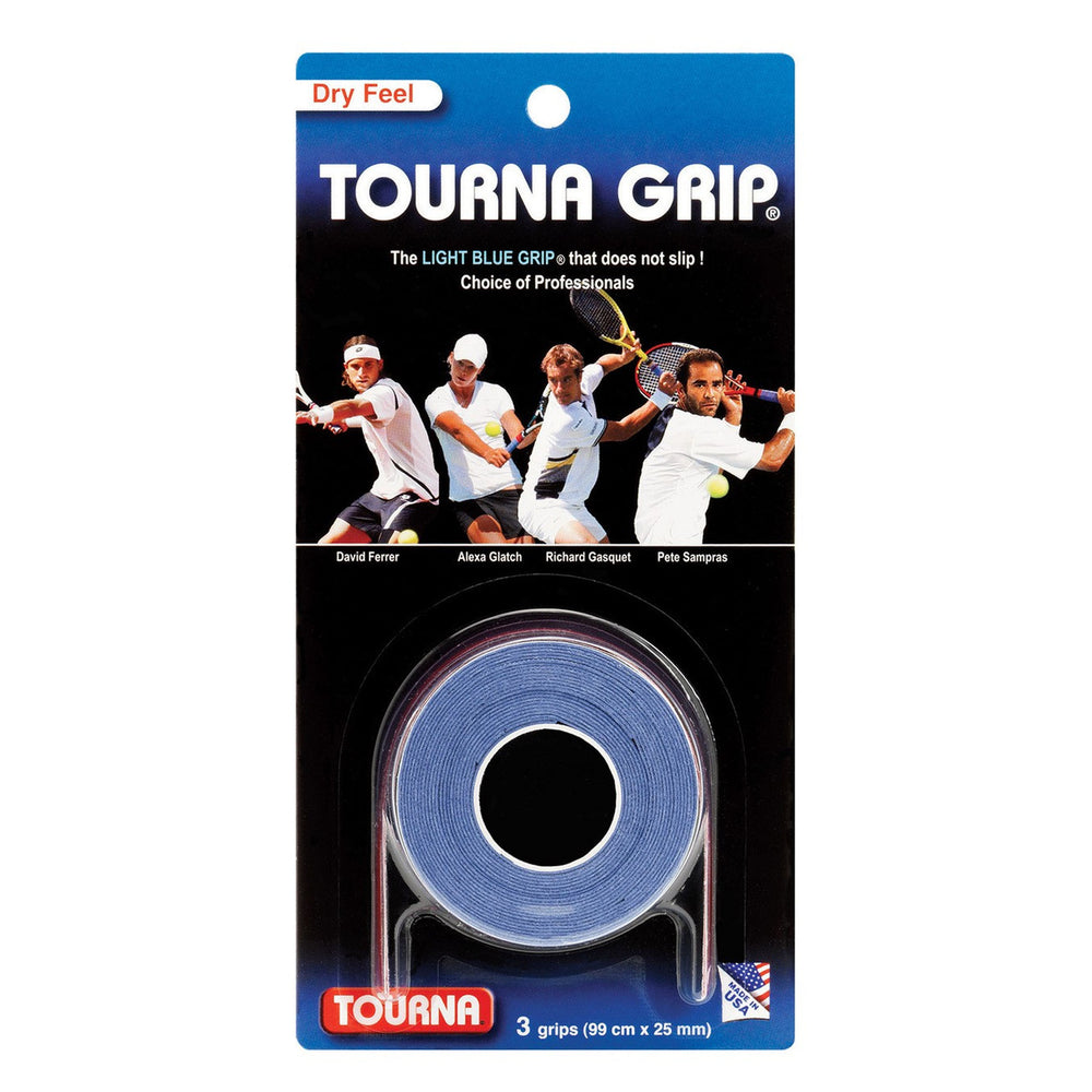 Tourna Grip 3-pack