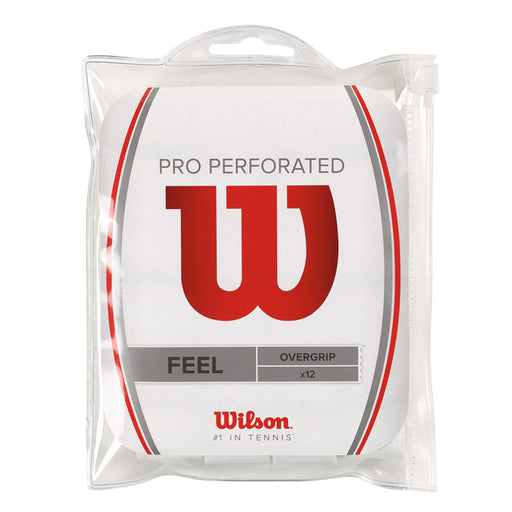 Wilson Pro Overgrip Perforated 12-pack vit
