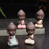 Little Buddha Ceramic Ornaments