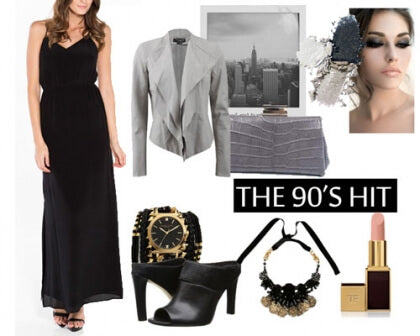Blog - 90's Comeback: The Slip Dress