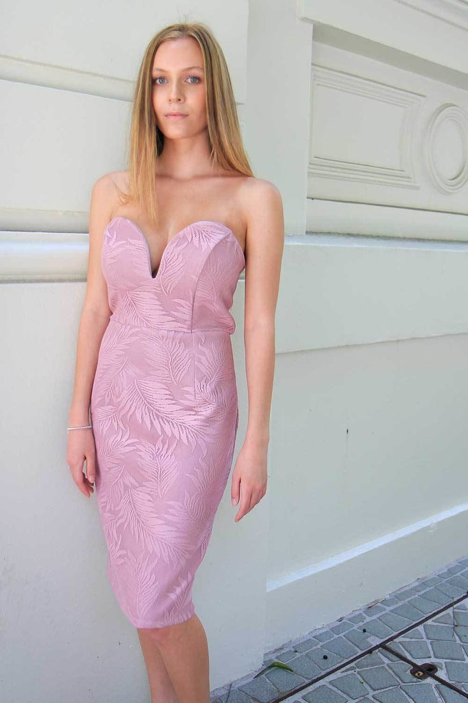 Alexander Strapless Dress - Cocktail Dresses - Aurium Boutique