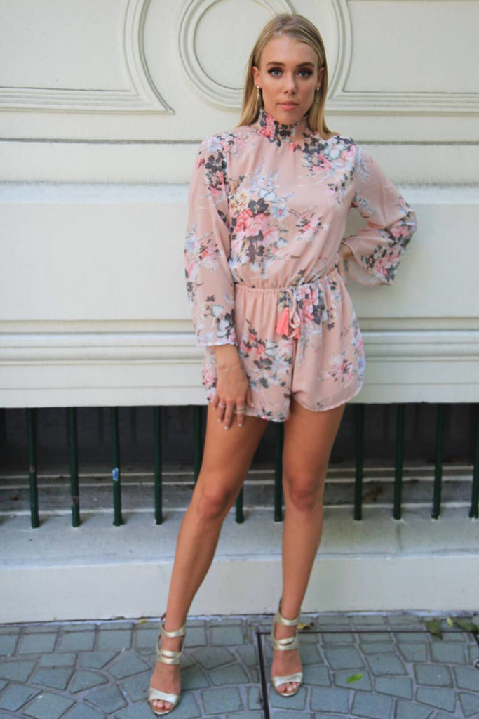 Enchanted Playsuit - Playsuits - Aurium Boutique