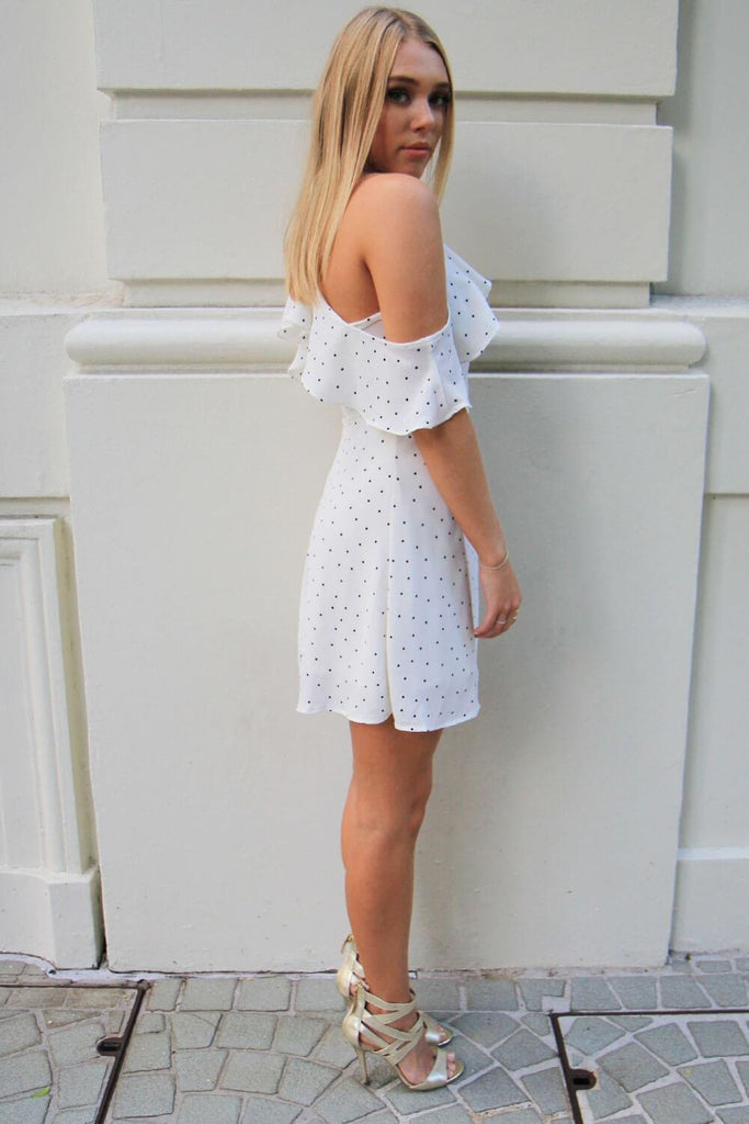 Pepper Polka Dot Dress - Cocktail Dresses - Aurium Boutique