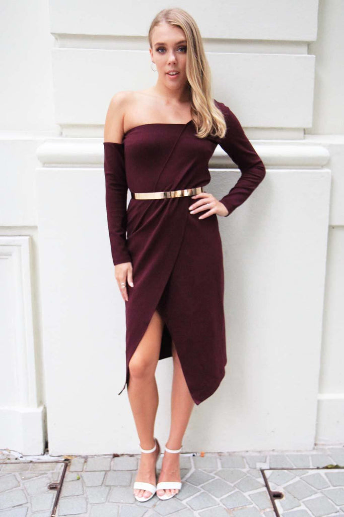 Encounter Dress - Cocktail Dresses - Aurium Boutique