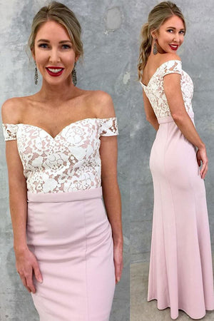 Cassandra Off-The-Shoulder Formal Dress - Formal Dresses - Aurium Boutique
