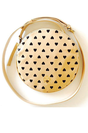 Tina Disco Bag - Heart - Aurium Boutique
