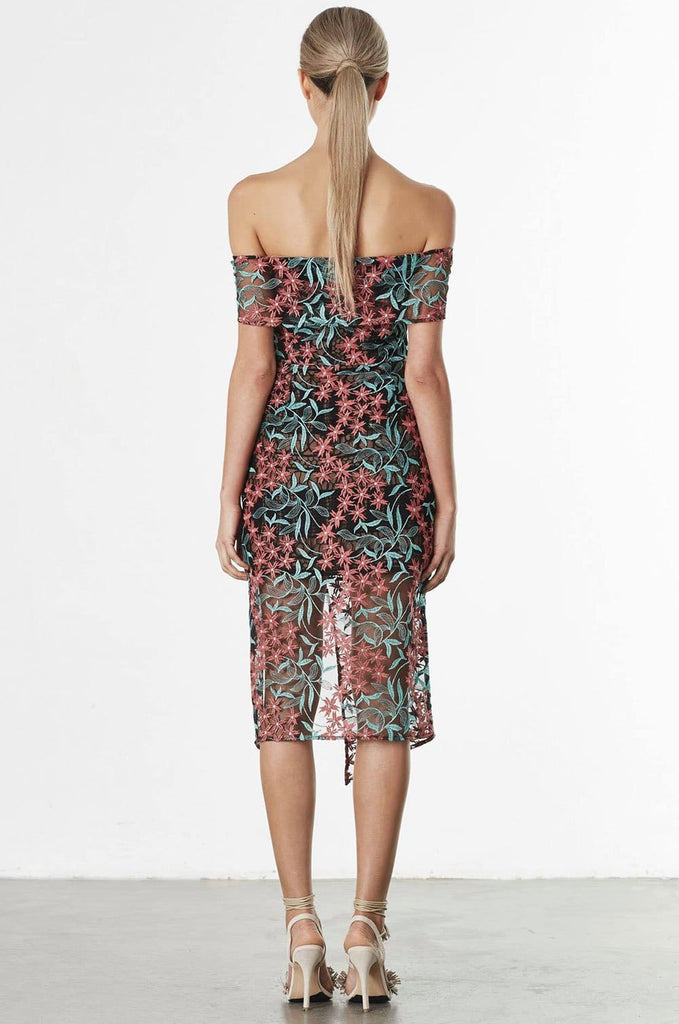 Creation Midi Dress - Cocktail Dresses - Aurium Boutique
