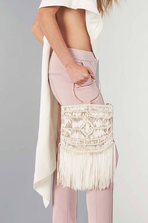 Celena Embroidy Bag - Clutches & Bags - Aurium Boutique