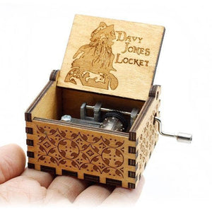Antique Music Boxes - NovaShop365 ™