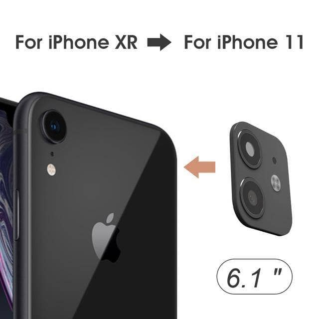 Camera Lens Protector For iPhone X Convert To iPhone 11 Pro - NovaShop365 ™
