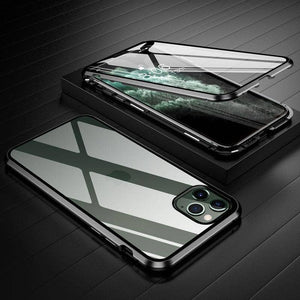 Double Side Magnetic Case for iPhone - NovaShop365 ™