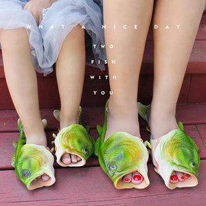 Fish Flop Sandals - NovaShop365 ™