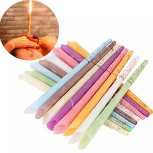 Natural Ear Candling (10 Pcs/5 Pairs) - NovaShop365 ™