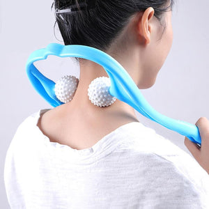 Neck and Shoulder Therapeutic Self-Massage Tool - NovaShop365 ™