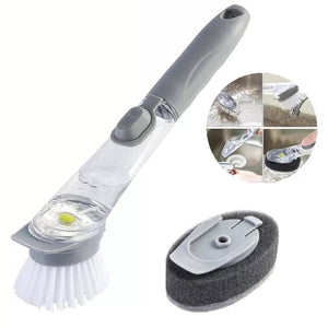 Soap Dispenser Brush - NovaShop365 ™