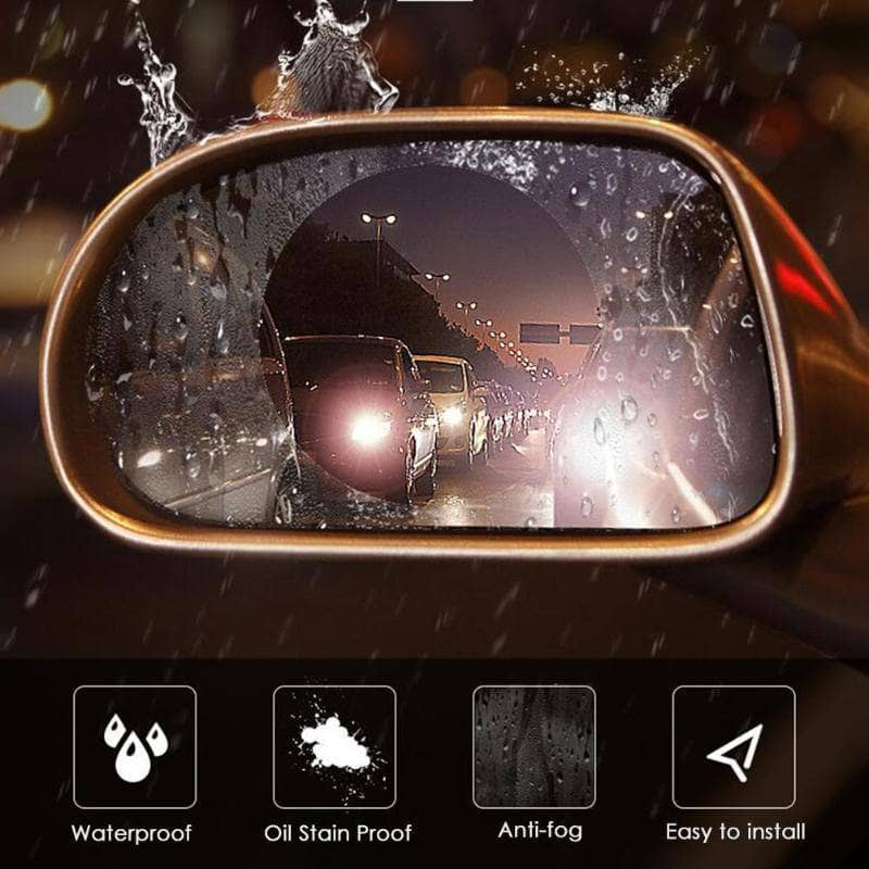 Waterproof Rearview Mirror Protector - NovaShop365 ™
