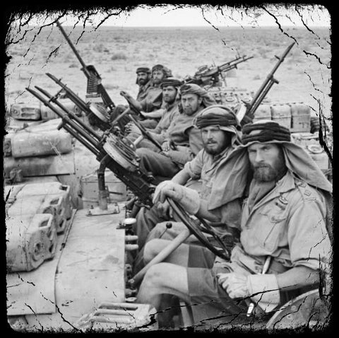 Stirling's Warriors (LRDG) WW2