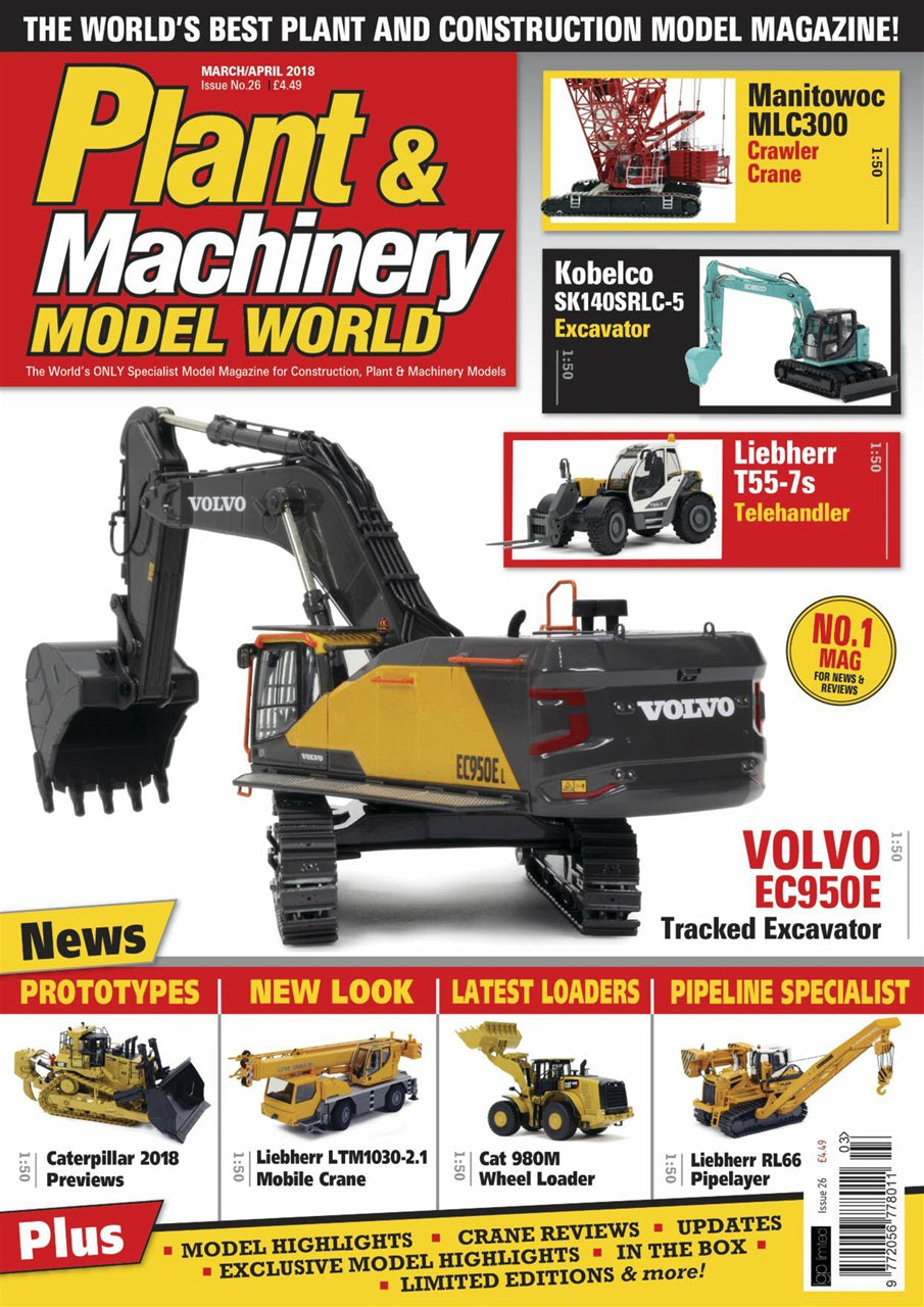 Plant & Machinery Model World March April 2018