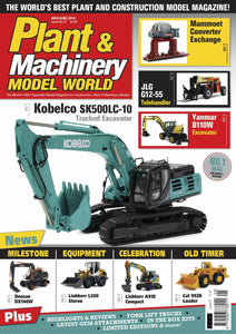 Plant & Machinery Model World Magazine Issue No. 28