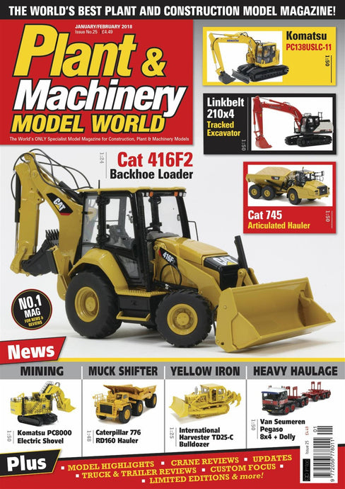 Plant & Machinery Model World Magazine Issue No. 27