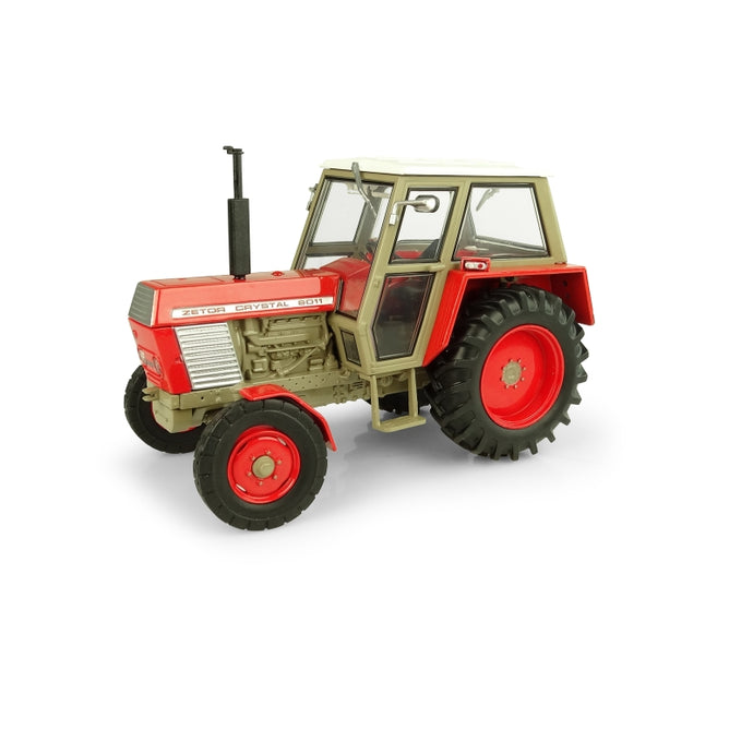 Universal Hobbies 1/32  Zetor Crystal 8011 - 2WD (Red)