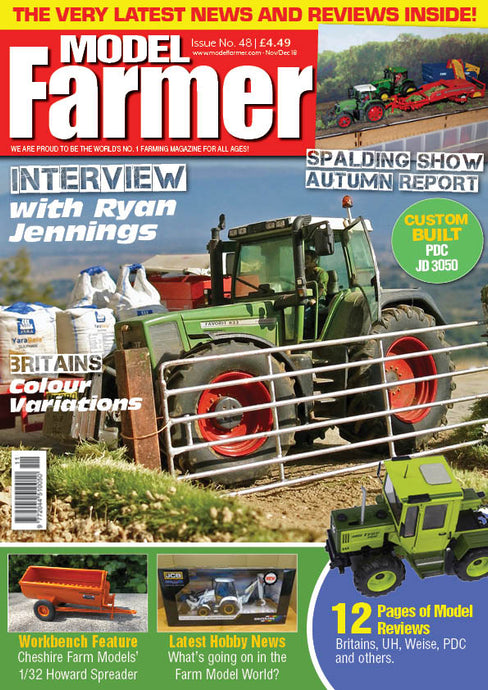Model Farmer Magazine Issue No. 48