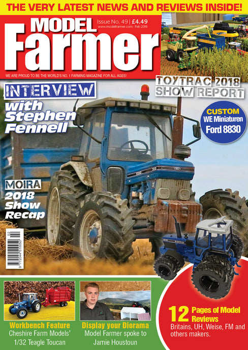 Model Farmer Issue No. 49 - Digital Edition