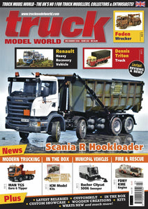 Truck Model World Magazine Issue No. 238