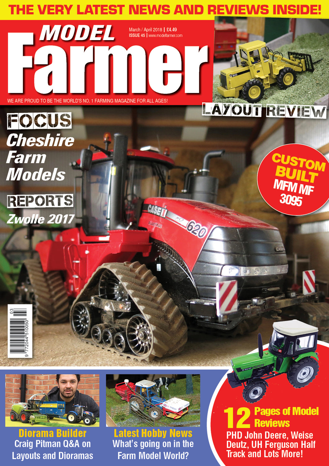 Model Farmer Issue No. 45 March April 2018 - Digital Edition