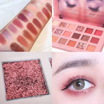 Eyeshadow Pallete 18 Colors